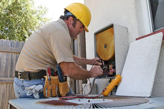 end of summer HVAC maintenance tips