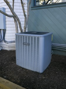 ice on your heat pump
