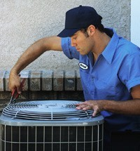 caring for your outdoor HVAC unit