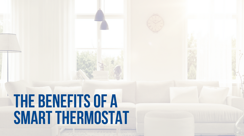 benefits of a smart thermostat greater comfort