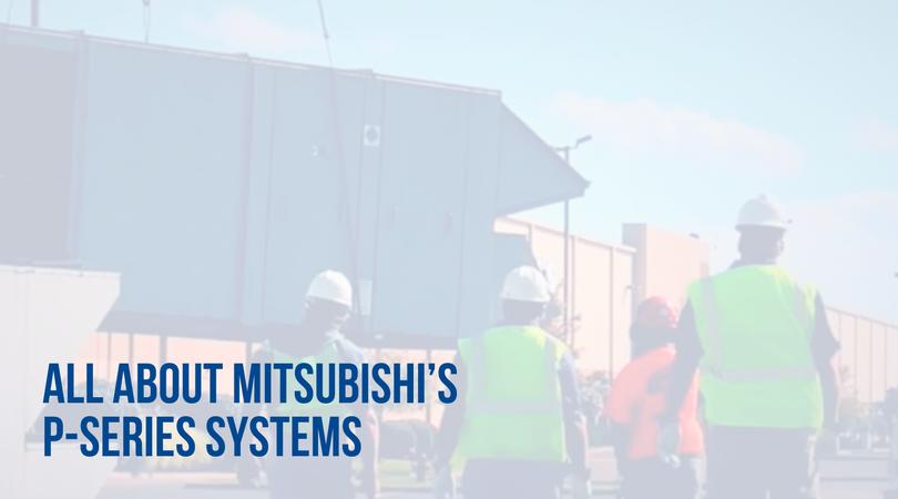 mitsubishi p series