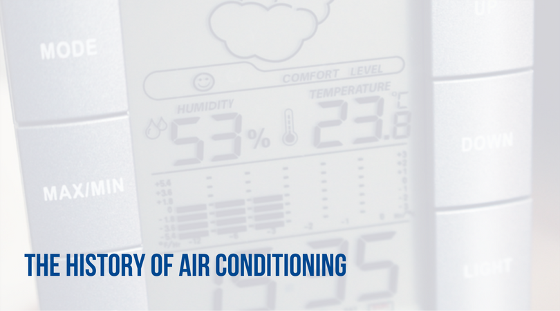 history of ac greater comfort blog