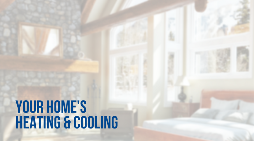 your homes heating and cooling
