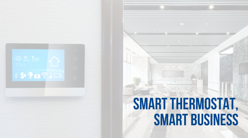 What Your Business Should Know About Smart Thermostats