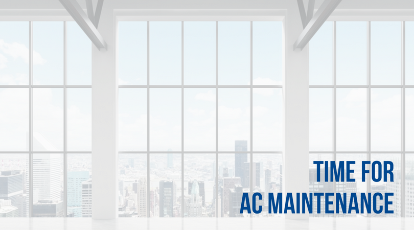 greater comfort commercial ac maintenance