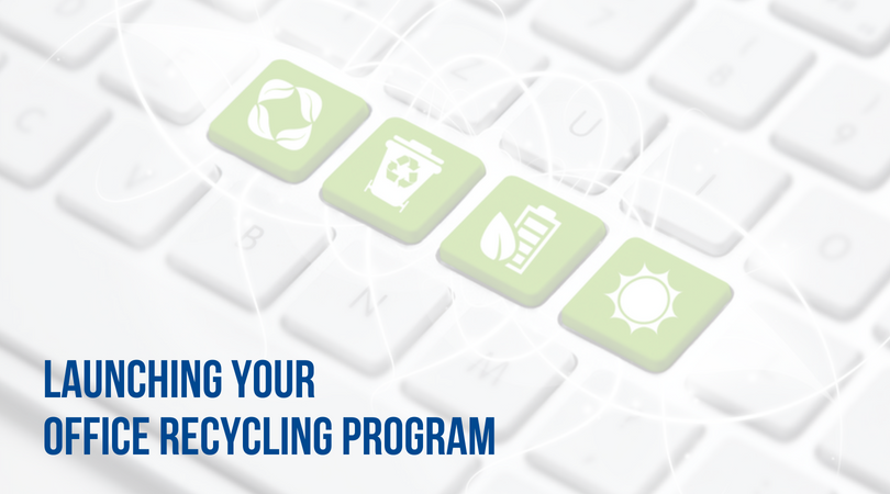 How You Can Start an Office Recycling Program