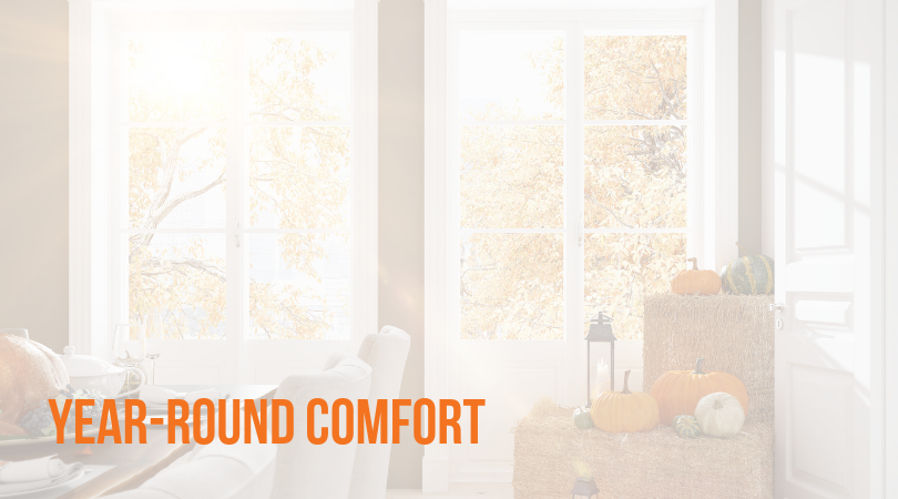 Heating and AC Experts and year round comfort greater comfort