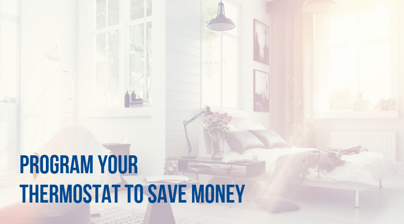 Greater Comfort HVAC Maintenance_Program Your Thermostat to Save Money