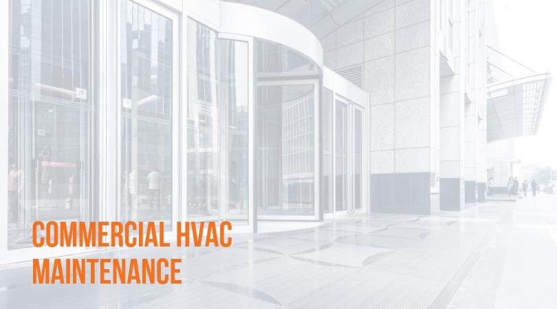 Greater Comfort Commercial HVAC Maintenance