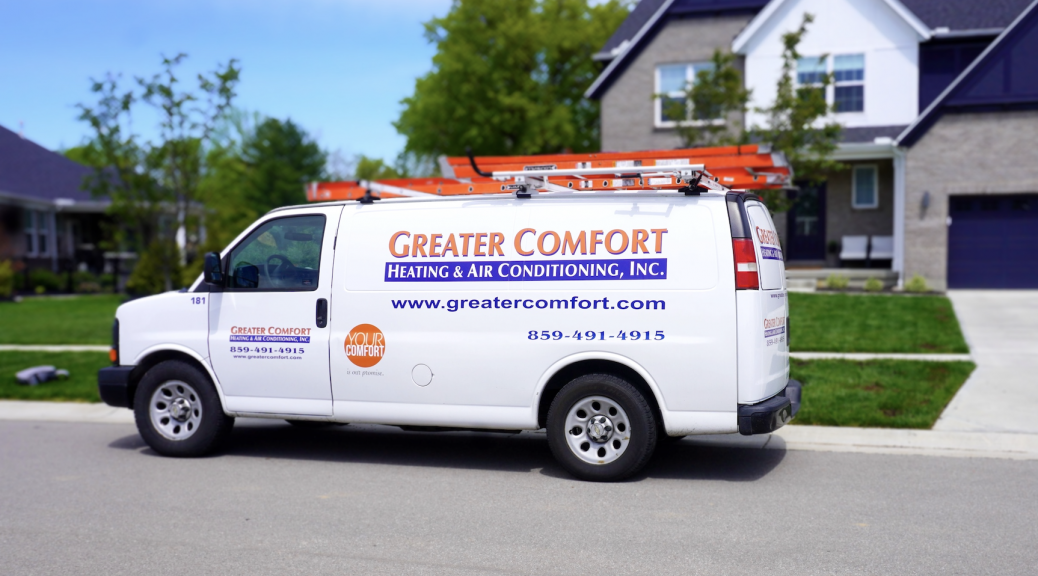 join the greater comfort HVAC team