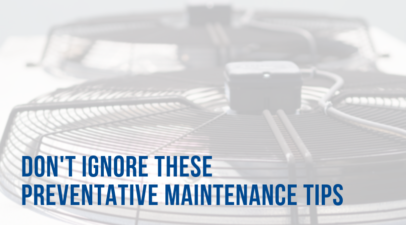 Industrial HVAC Tips for Maintenance from greater comfort hvac company