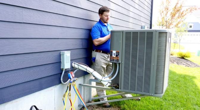 Choosing an HVAC Pro