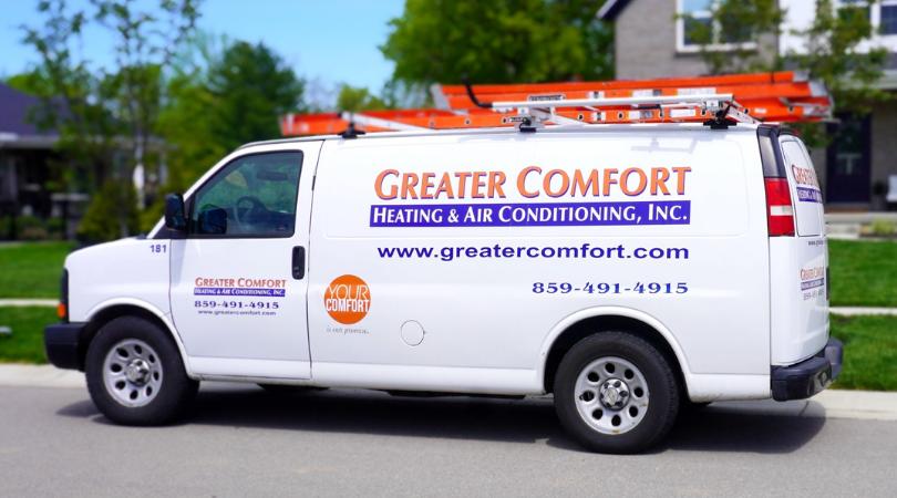 greater comfort emergency AC repair