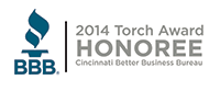 Better Business Bureau award nominee